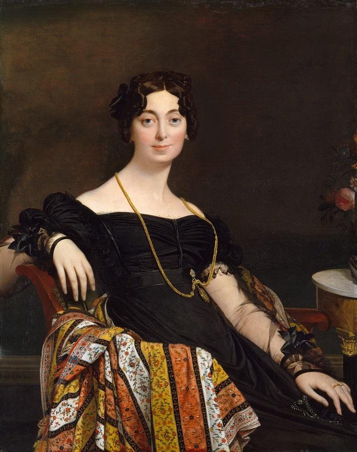 Ingres, Françoise Poncelle