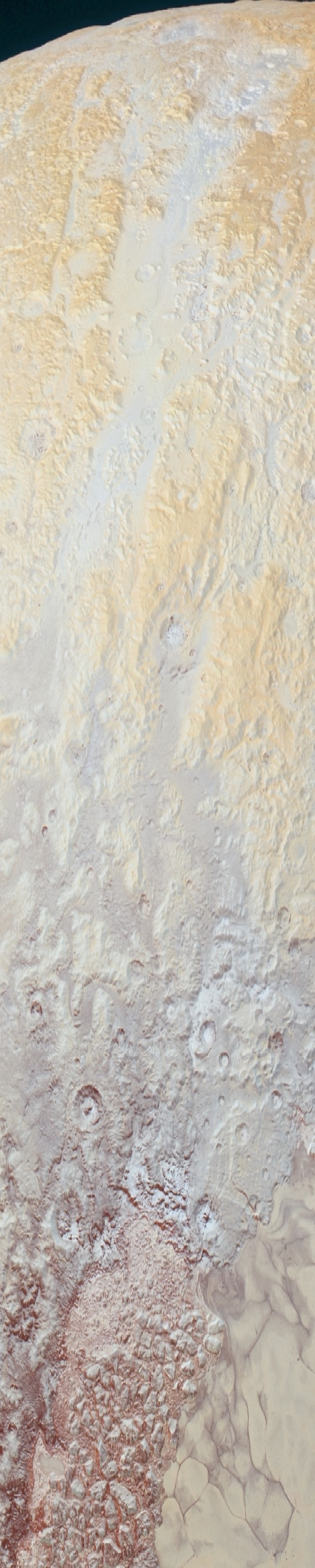 crop_p_color2_enhanced_release Nasa Pluto (2)