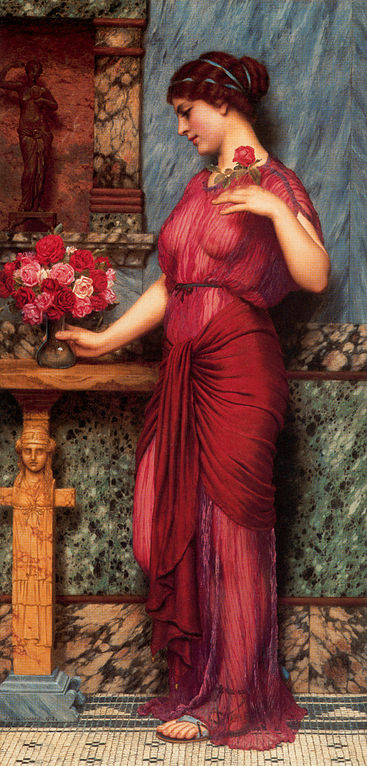Godward, an Offering to Venus