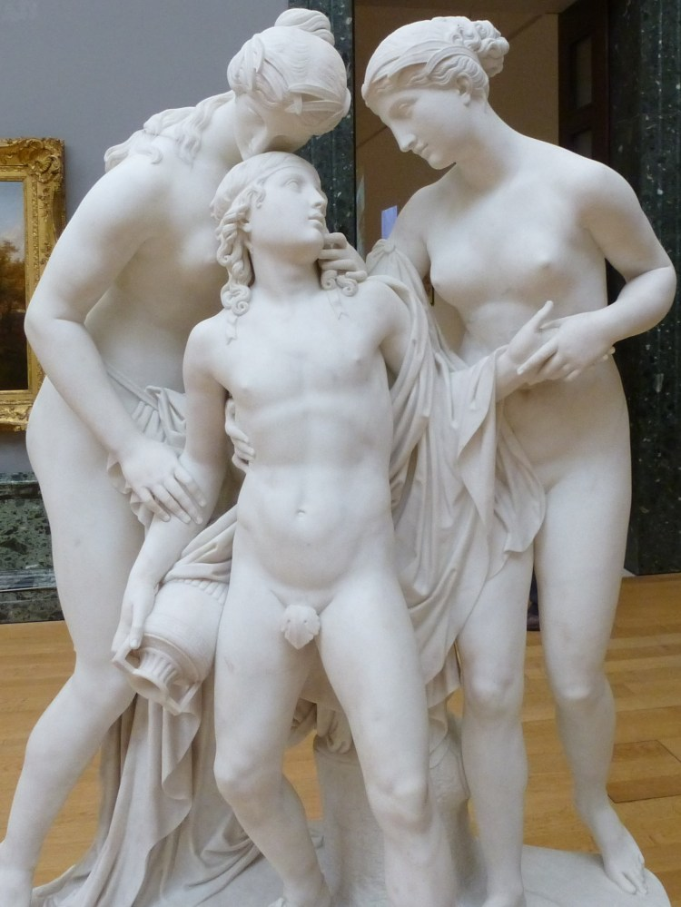 Hylas surprised by the Naiades 2