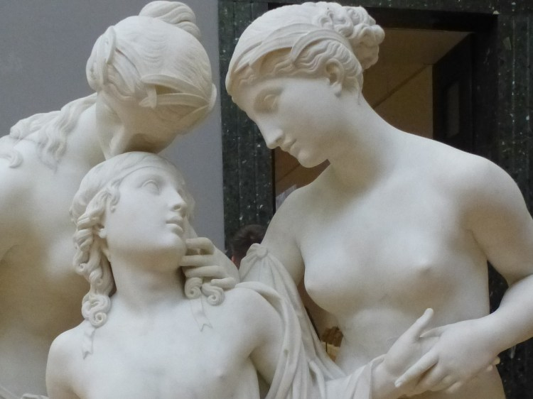 Hylas surprised by the Naiades 5