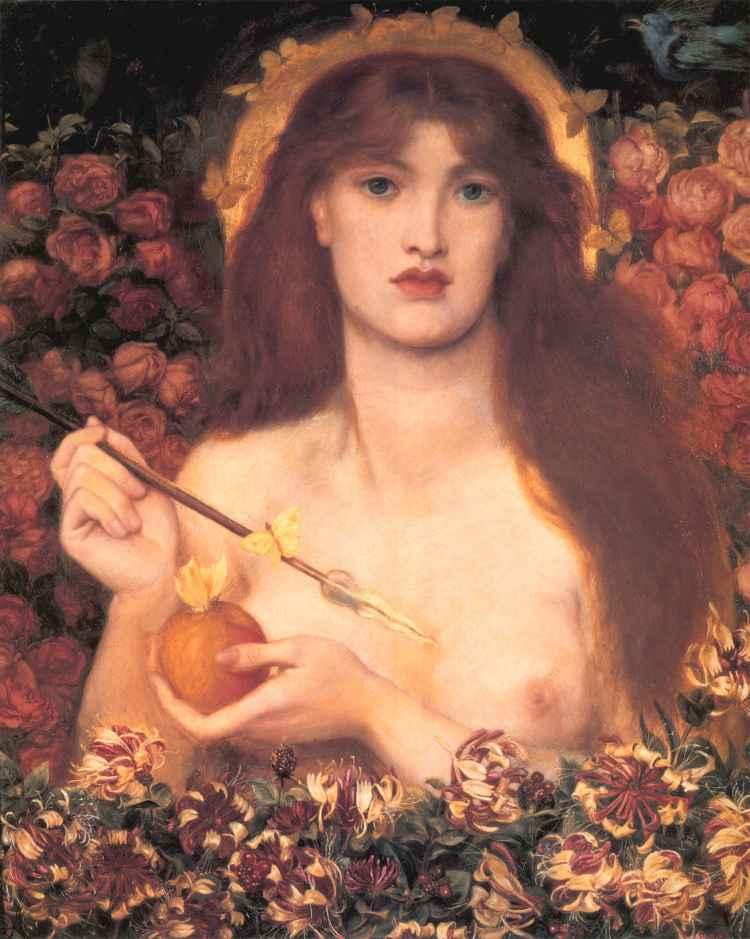 Rossetti, Venus Verticordia