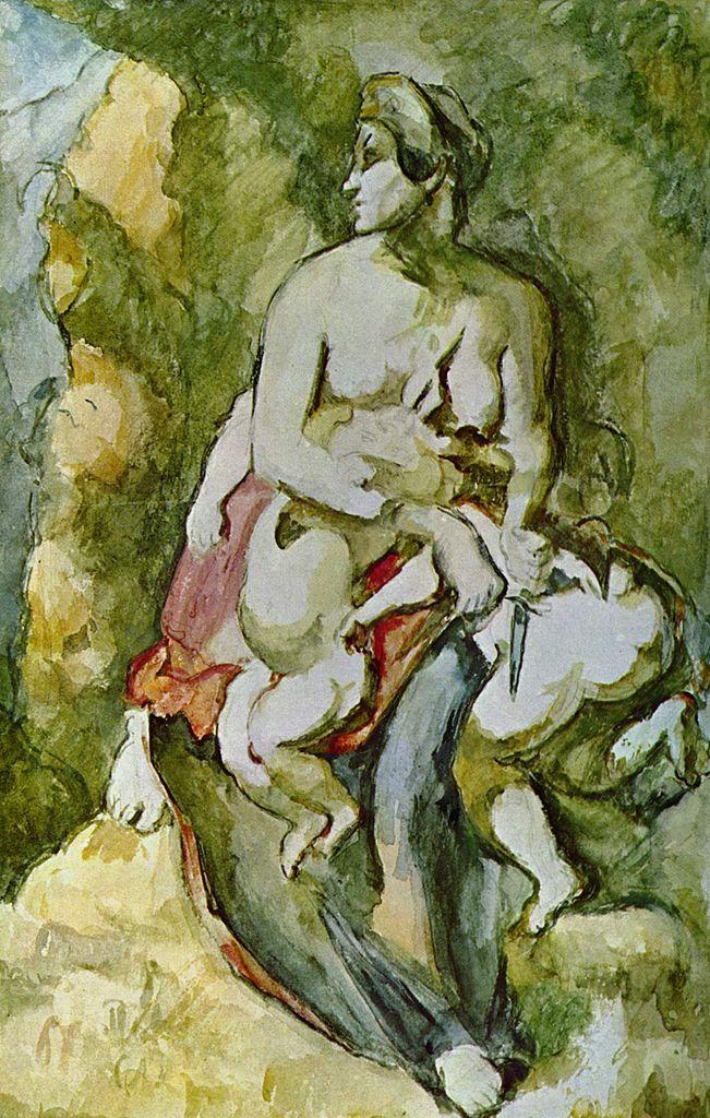 Cezanne, Medea