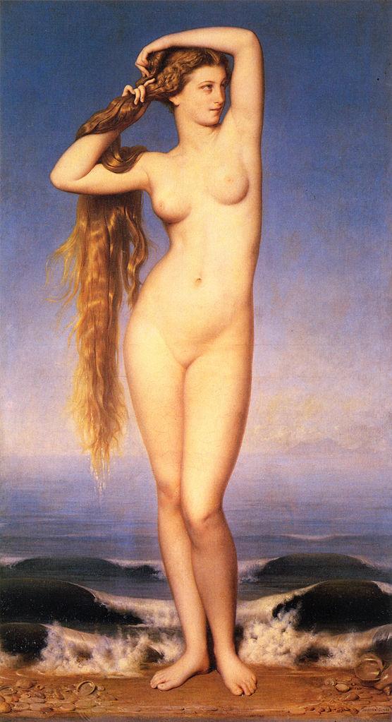 Duval, La naissance de Venus