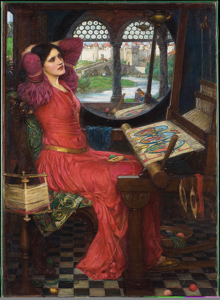 Waterhouse, Shalott