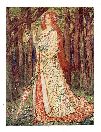 William James Neatby, la belle dame sans merci