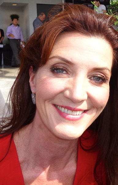 Michelle Fairley, photo by Mayra Consigno