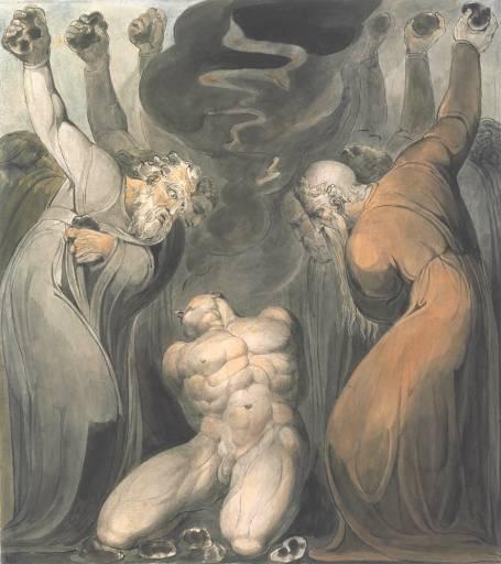 Blake, The Blasphemer