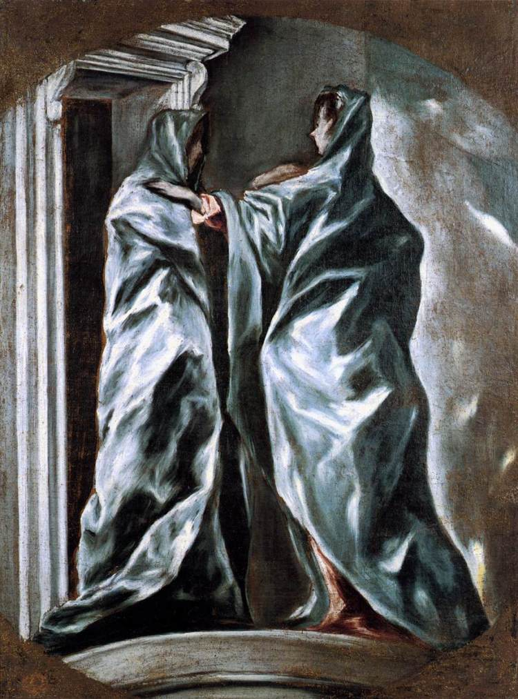 El Greco, the Visitation