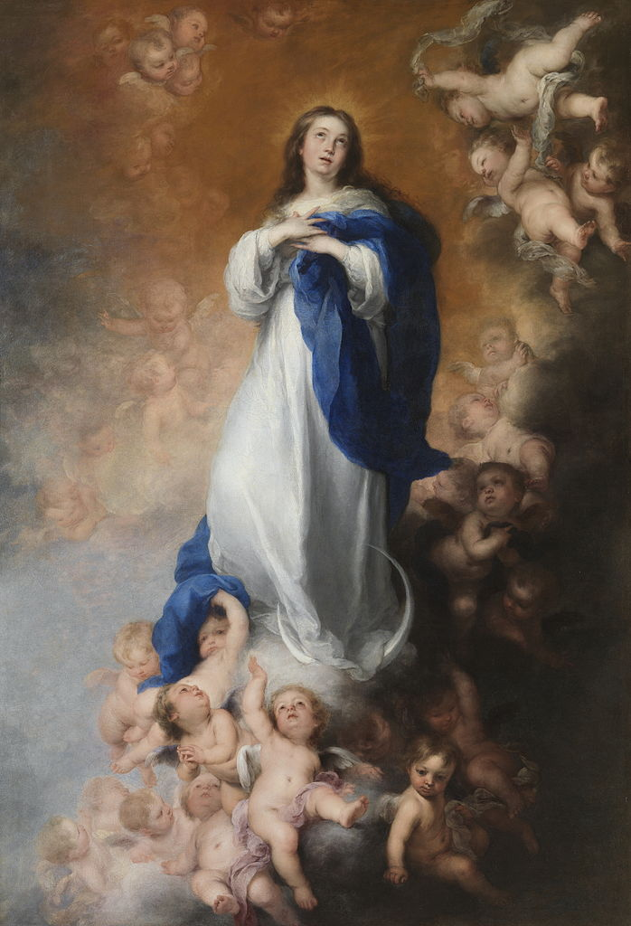 Murillo, The Immaculate Conception of the Venerable Ones
