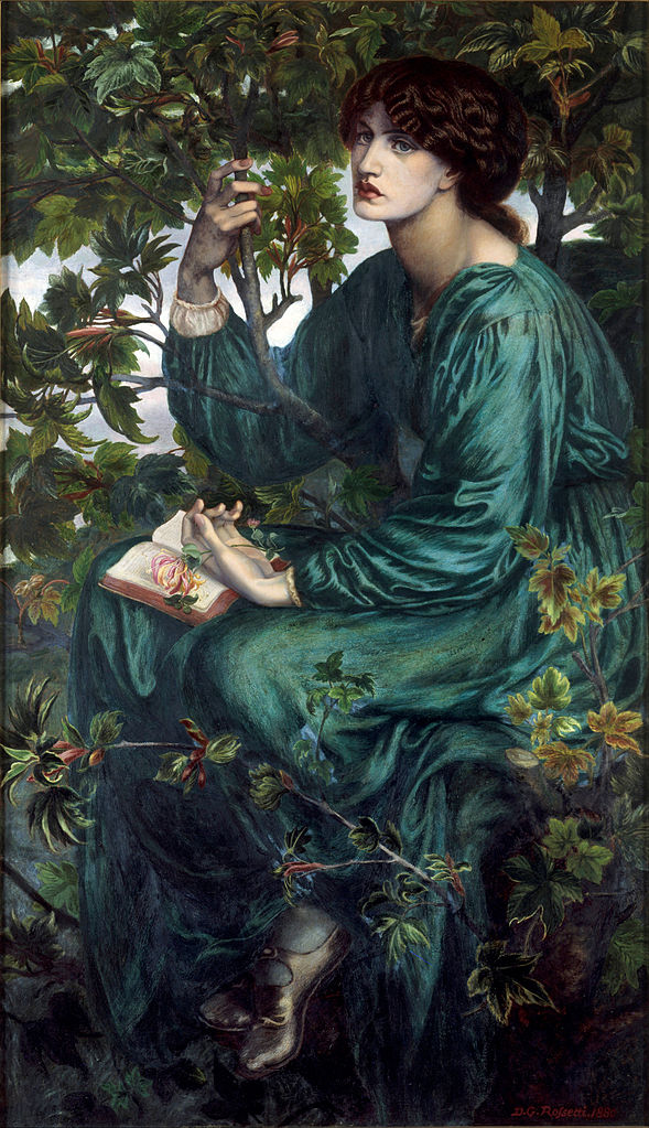 Rossetti, the day dream