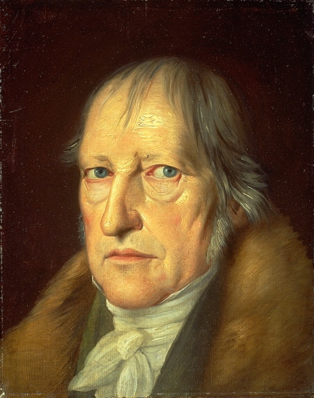 Schlesinger, Hegel