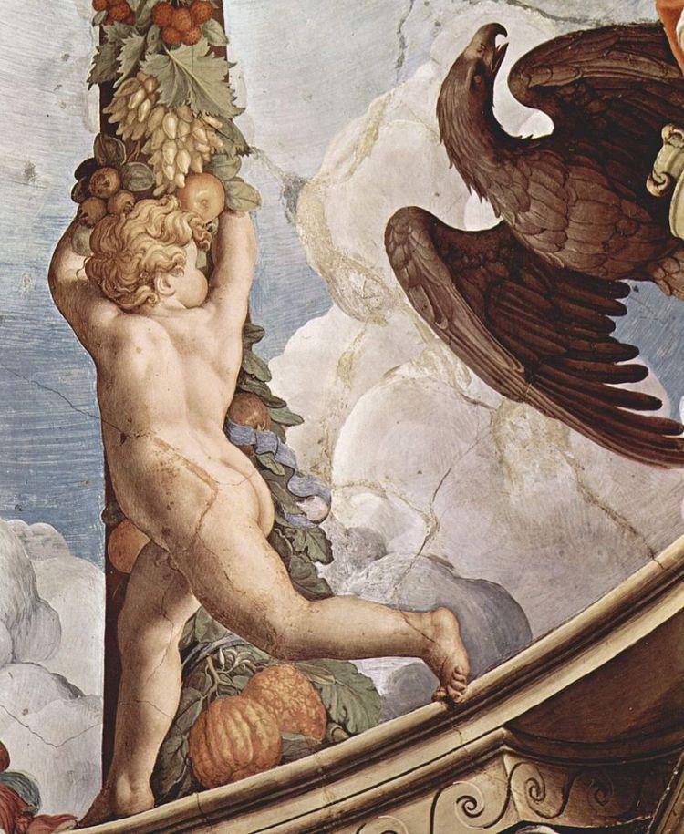 Bronzino, Palazzo Vecchio
