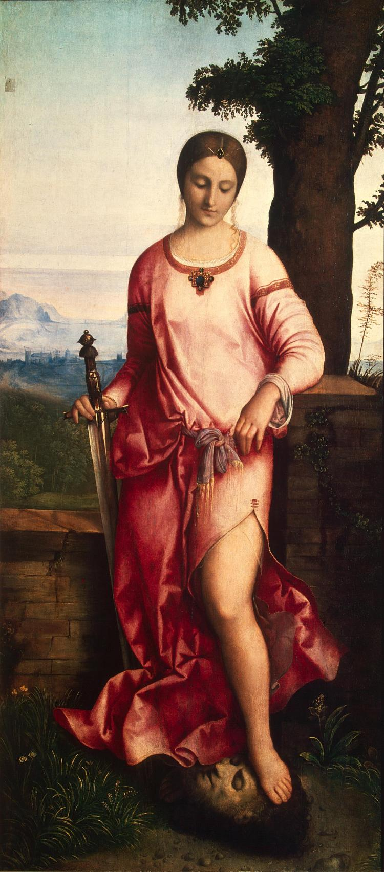 Giorgione, Judith with the head of Holofernes