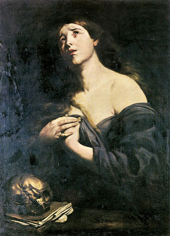 Andrea Vaccaro, penitent Magdalene