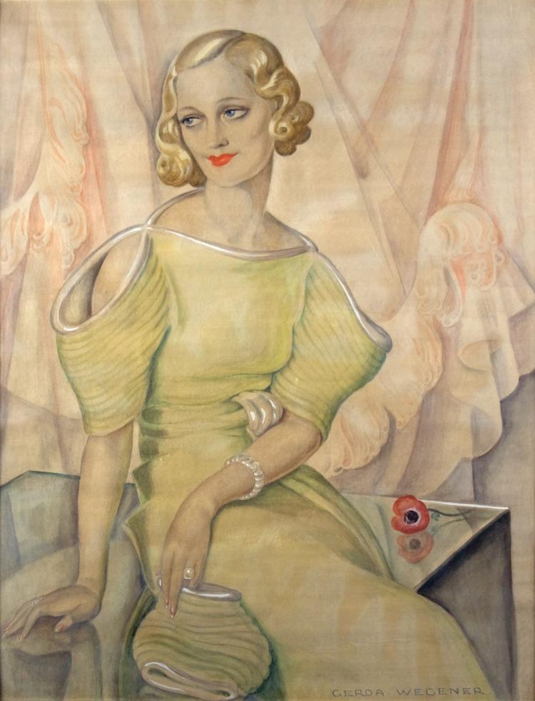Gerda Wegener Eva Heramb