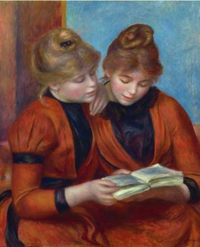 Renoir, the two sisters