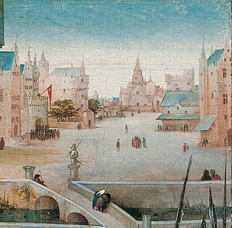 Bosch, Ecce Homo detail 1