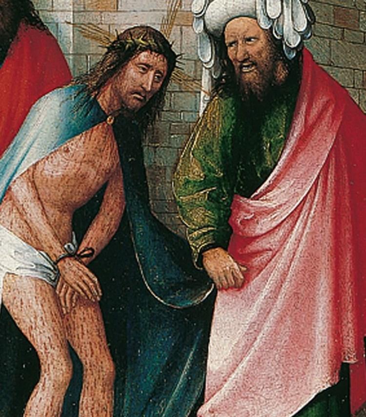 Bosch, Ecce Homo detail 2
