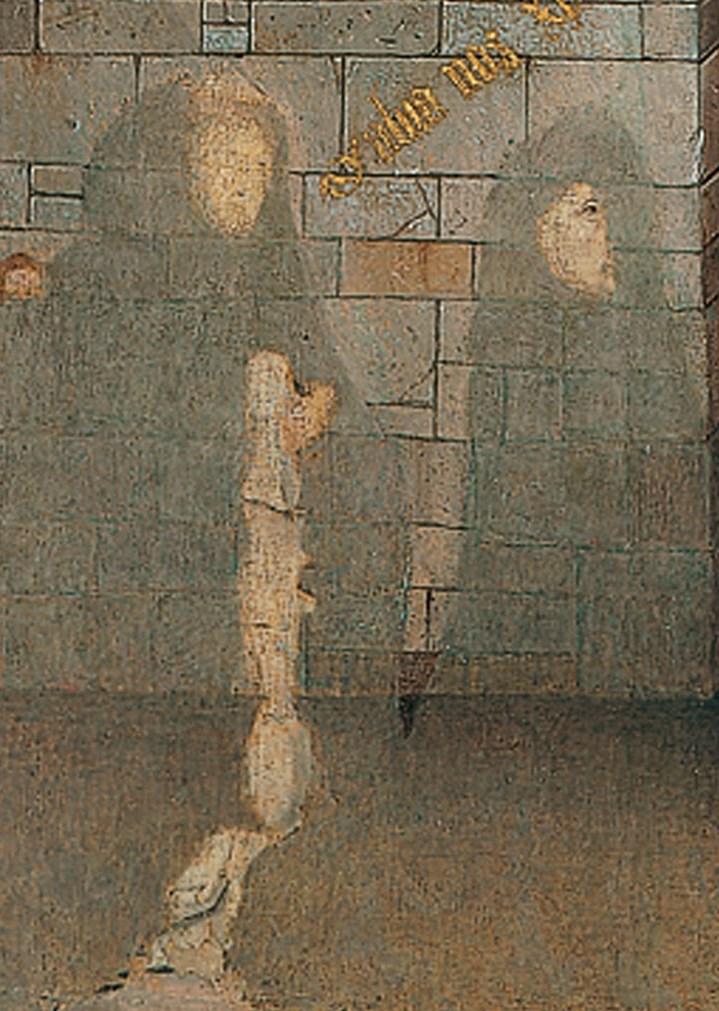 Bosch, Ecce Homo detail 3