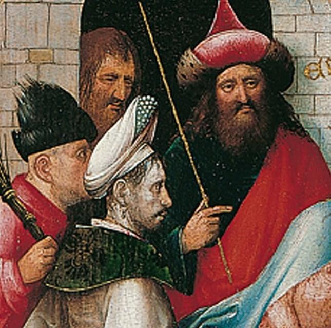 Bosch, Ecce Homo detail 4
