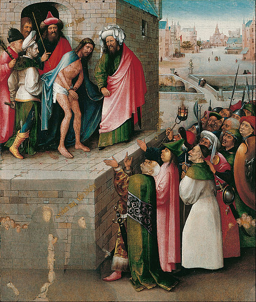 Bosch, Ecce Homo