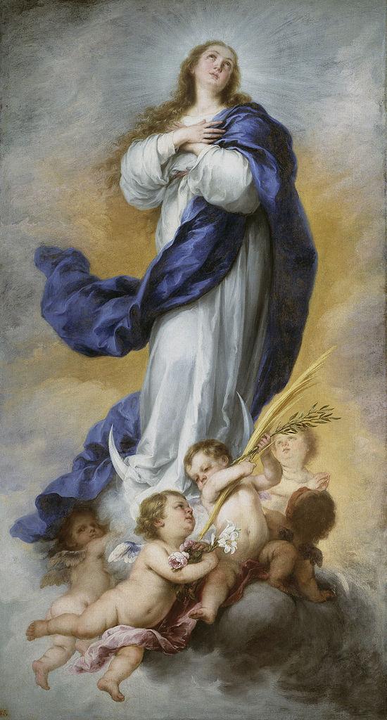 Murillo, Maria Immaculata
