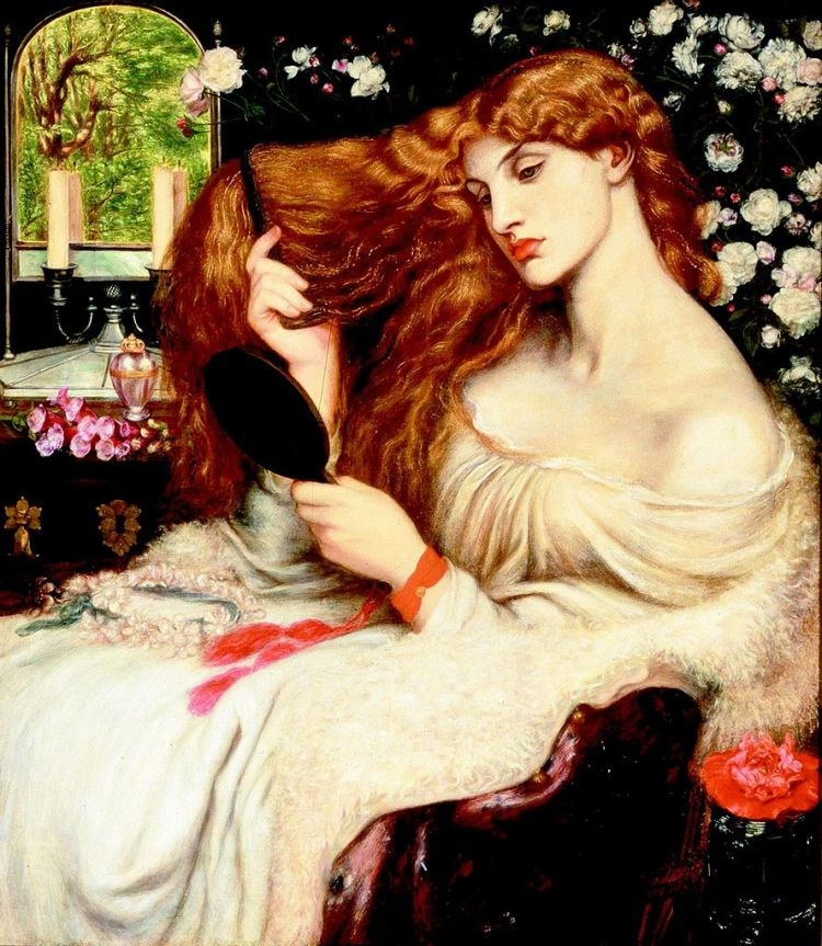 Rossetti, Lady Lilith