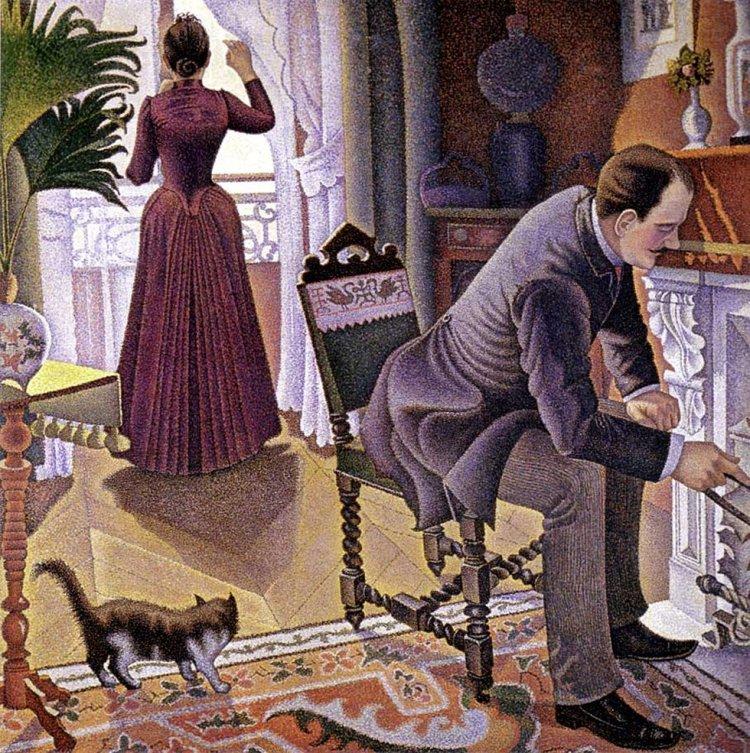 Signac, 1890