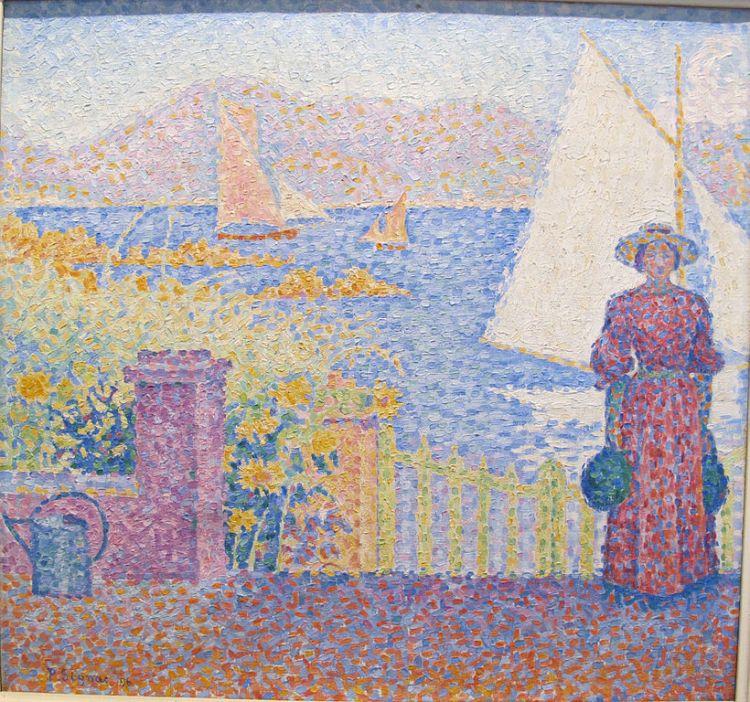 Signac, St Tropez