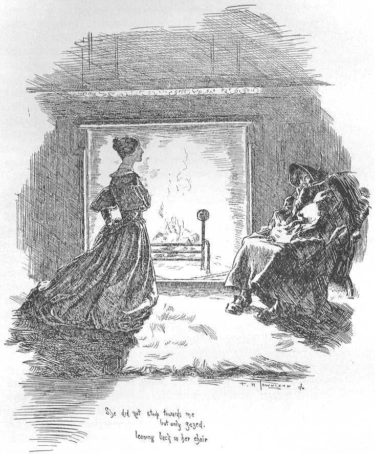 Illustration from the second edition of Jane Eyre