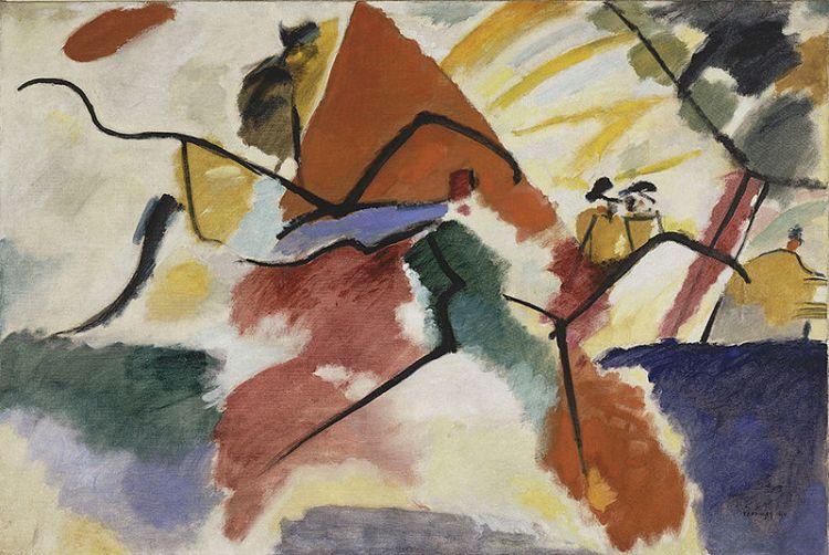 Kandinsky, Impression V, Park