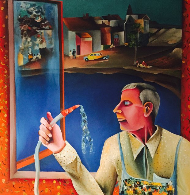 bhupen-khakhar-the-window-cleaner