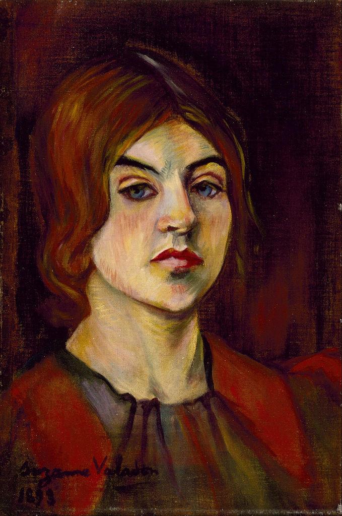 suzanne-valadon-self-portrait