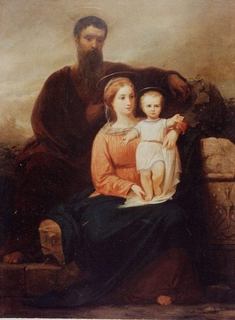 charles-soubre-the-holy-family
