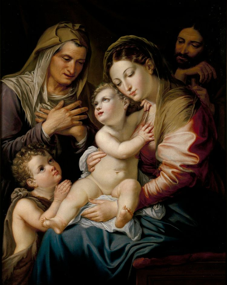 jose-de-madrazo-the-holy-family