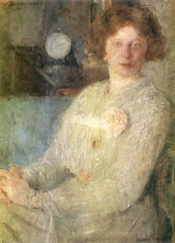 olga-boznanska-portrait-of-panna-dygat