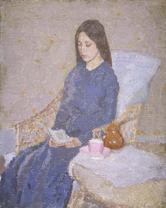 gwen-john-the-convalescent