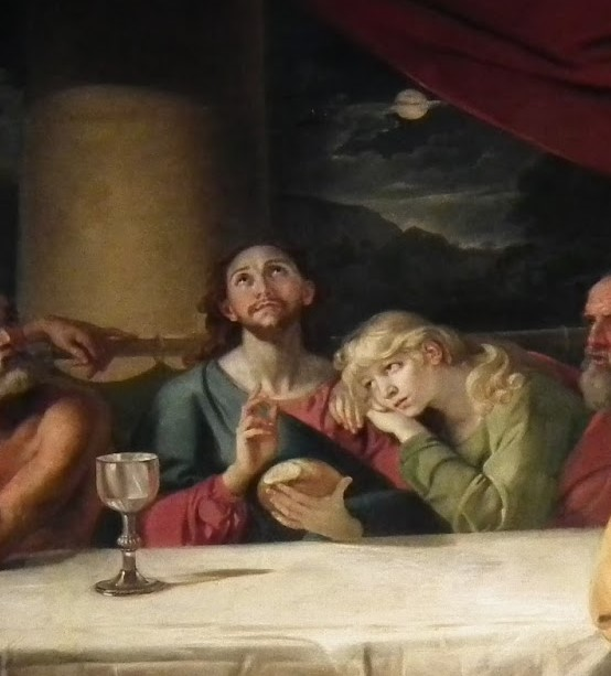 john-zoffany-the-last-supper-detail