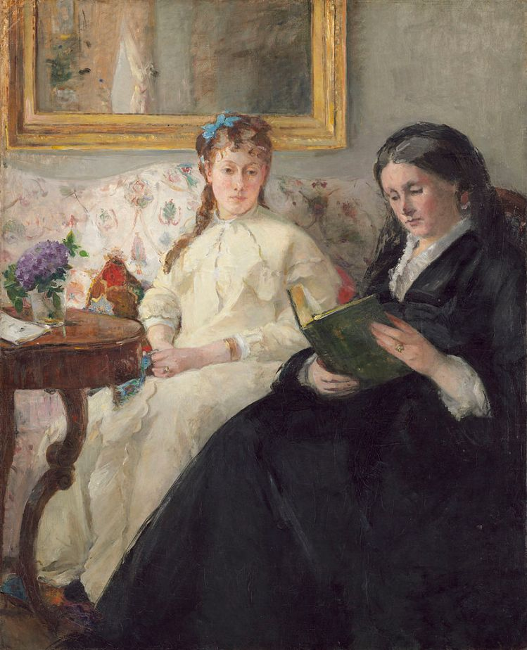 berthe-morisot-the-artists-mother-and-sister